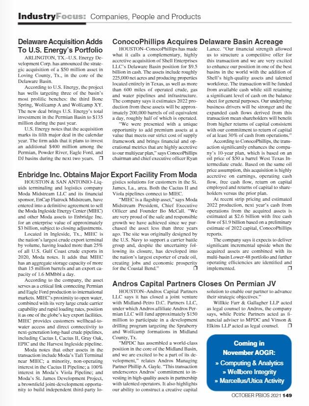 October 2021 (page 1 of 5) PDF Thumbnail