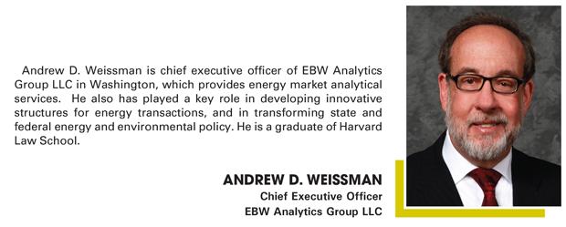 Adnrew D. Weissman, EBW Analytics Group LLC