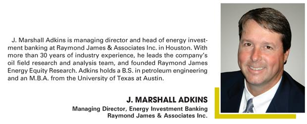 J. Marshall Adkins, Raymond James & Associates Inc.