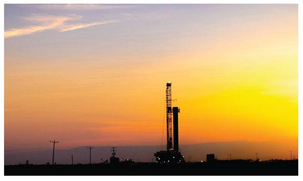 Laredo Petroleum photo