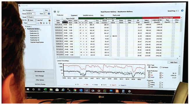 PRAMS Plus analyst looking at reporting tool