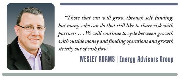 Wesley Adams, Energy Advisors Group