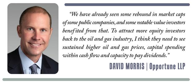 David Morris, Opportune LLP