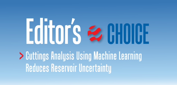 Editor's Choice: Cuttings Analysis Using Machine Learning Reduces Reservoir Uncertainty