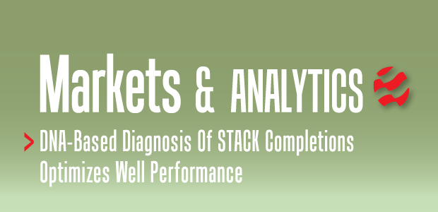 Markets & Analytics: DNA-Based Diagnosis Of STACK Completions Optimizes Well Performance