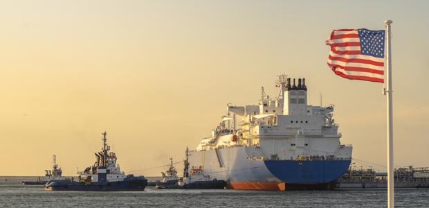 u.s. lng tanker