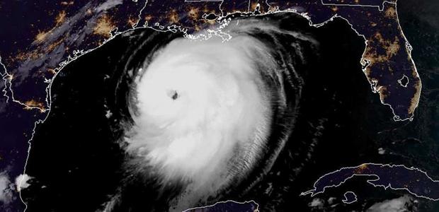 satellite image_hurricane laura