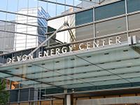 Devon Energy building