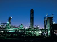 pipeline plant
