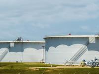 Cushing, Oklahoma oil tanks