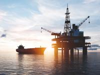 deepwater offshore rig