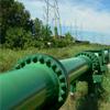 green pipeline